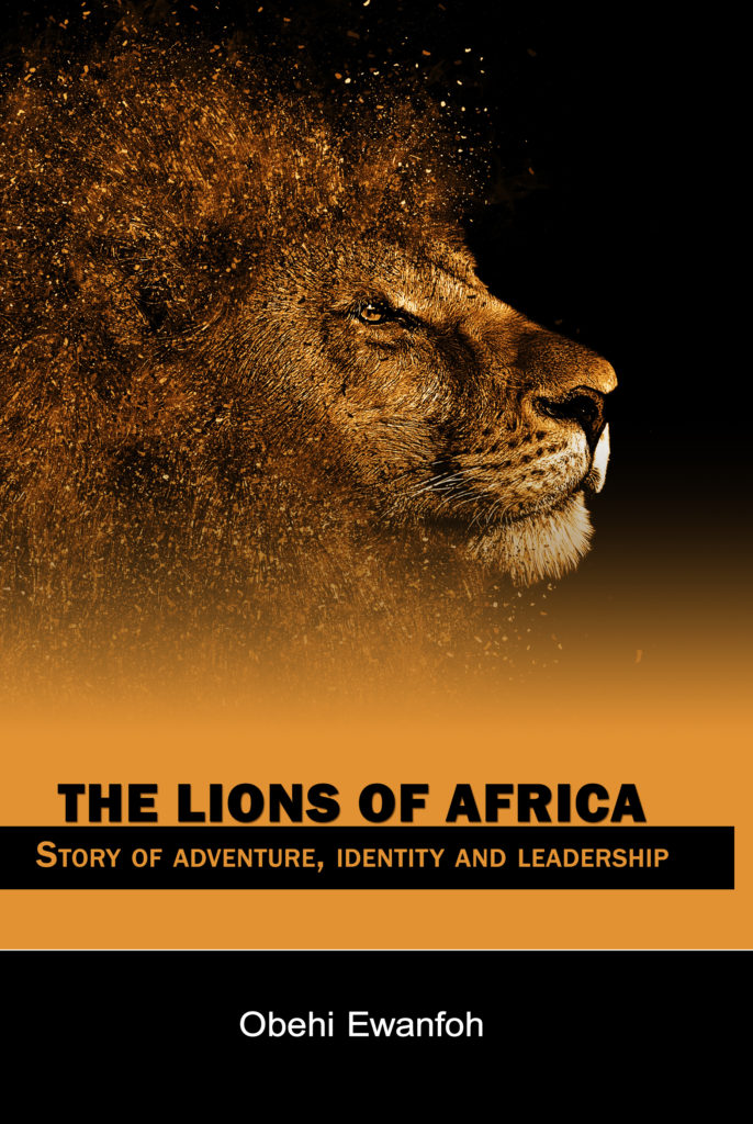The Lions Of Africa